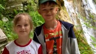 Джипинг - Тенгинские водопады - Лермонтово - Отдых(Веселая компанией отправили мы отправились на приключения на Тенгинские водопады на джипе. Нам все очень..., 2016-06-19T21:21:05.000Z)