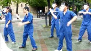 PF11 阿部五人舞蹈
