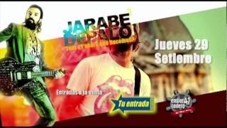 Jarabe de Palo concierto en Lima 2011