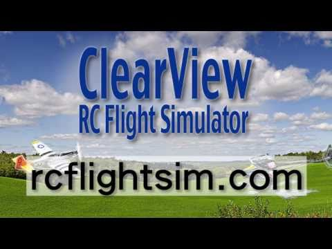 ClearView RC Flight Simulator