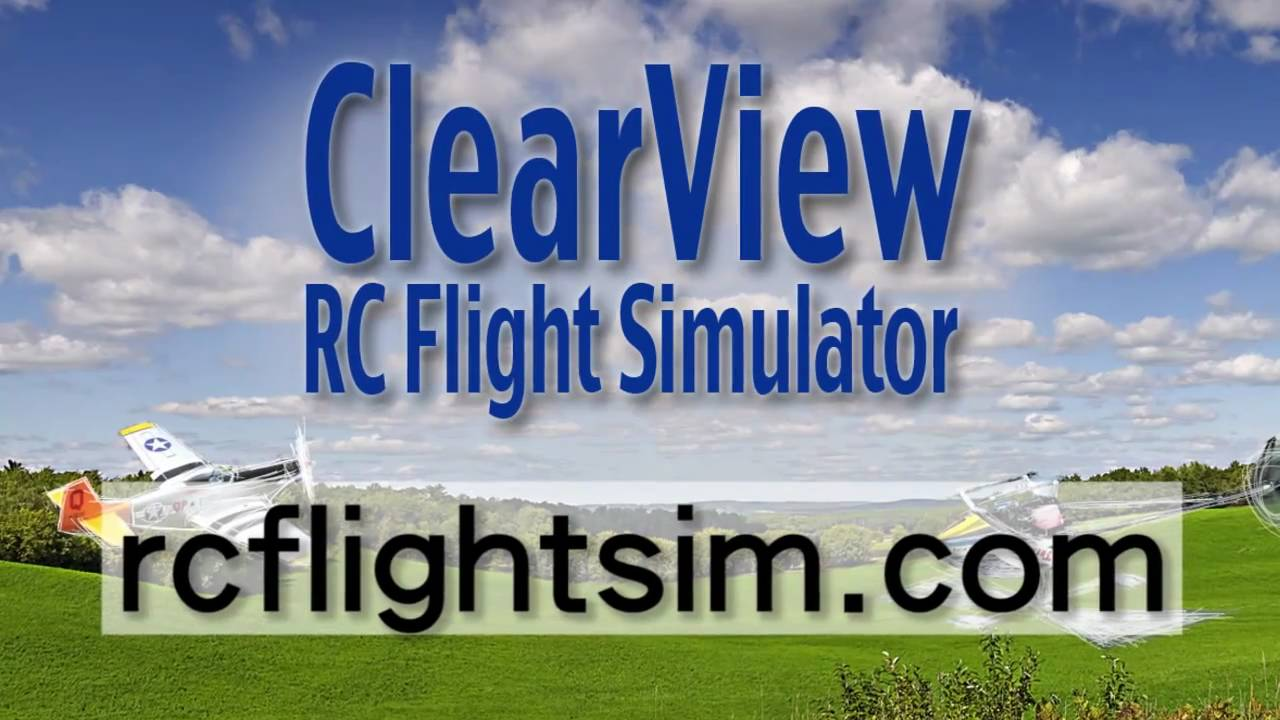 ClearView RC Flight Simulator - Home