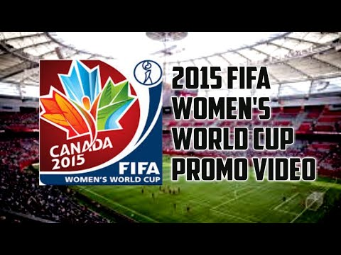 Fifa women world cup 2015 promo
