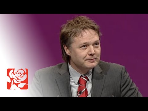 Why I'm Labour  Shaun Dooley