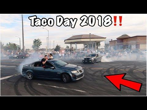 SACRAMENTO SIDESHOW!!! (Taco Day 2018)