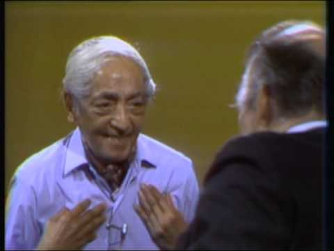 J. Krishnamurti - San Diego 1974 - Conversation 18 - Meditation and the sacred mind