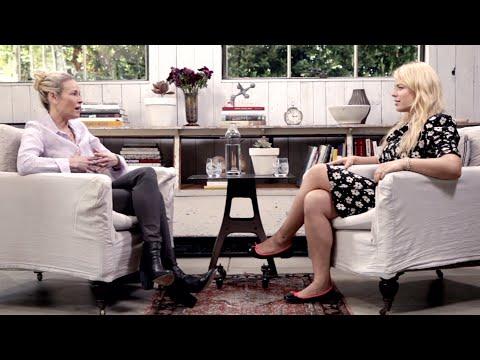 Chelsea Handler  The Conversation With Amanda de Cadenet LStudio created by Lexus