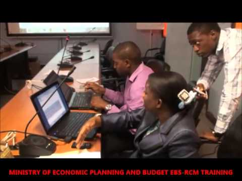 LAGOS STATE MINISTRY OF ECONOMIC PLANNING EBSRCM TRAINING -MAR 2013