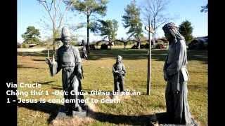 Scenery 13: Chặng đàng TG; Via Crucis-Lien khuc 6: TH/ CLAVINOVA)