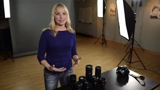 Nikon Behind the Scenes: Lenses for Great Portraits