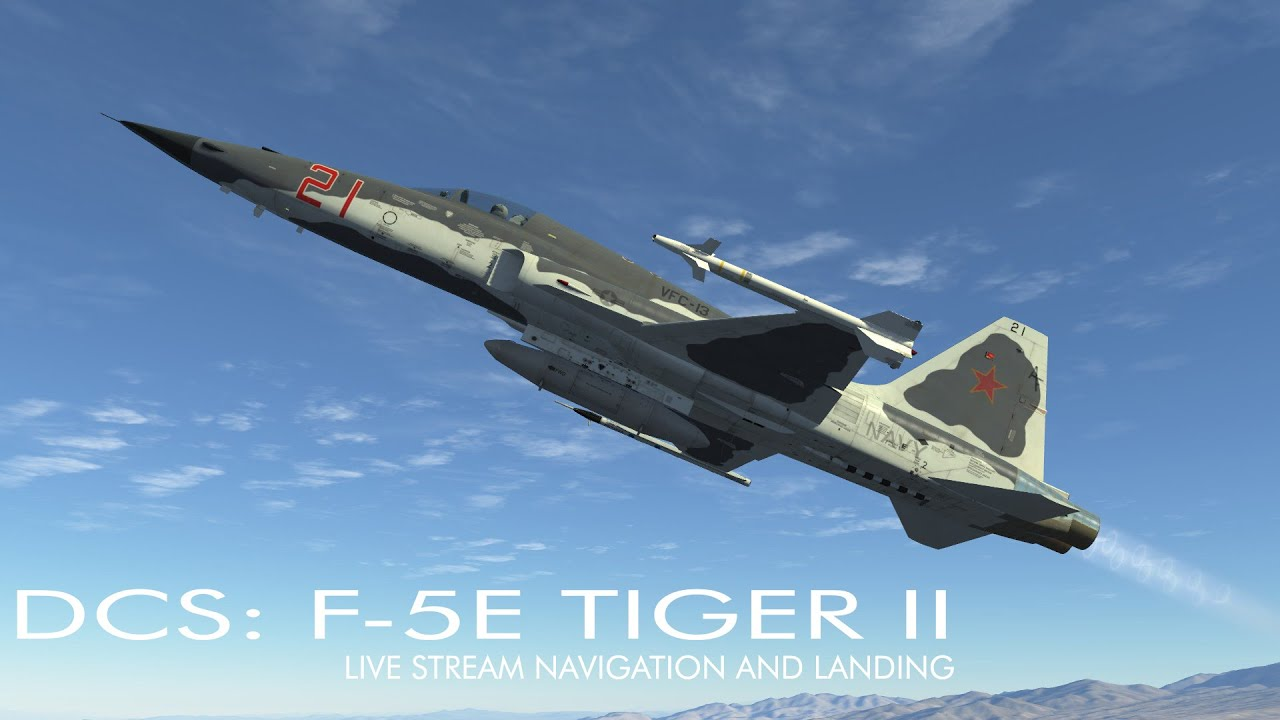 Belsimtek: F-5E Tiger II - General Discussions - The AVSIM