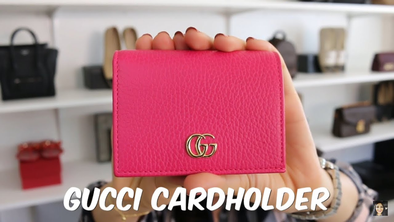 d2f643cd96f Gucci Cardholder  What It Fits   Chit Chat