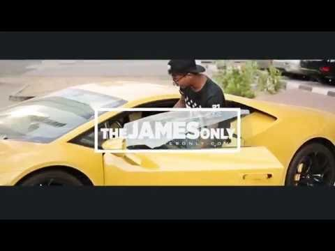 Rich Class - Super Cars Teaser || The James Only || Yellow Lamborghini || Freestyle || Coming Soon