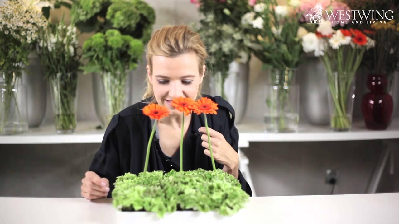 Kompozycje Kwiatowe 3 Bukiety Joanny Koroniewskiej Inspiracje Westwing Youtube