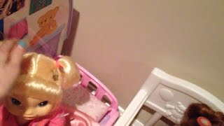 Baby Alive Vlog: Mallerie Has An Accident