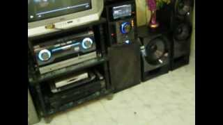 Sony HT-M5 Mu-te-ki M-Turbo Bass Booster