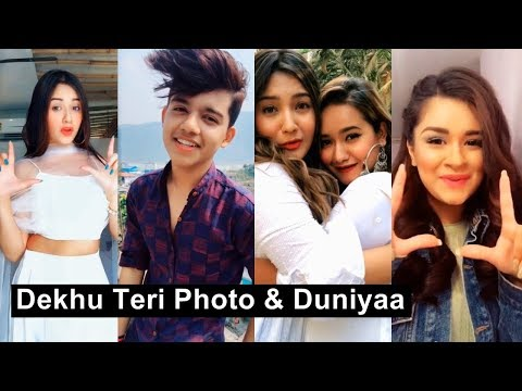 Duniya X Photo Song Musically | Jannat, Riyaz, Avneet, Sjanay, Rashi Khairwar