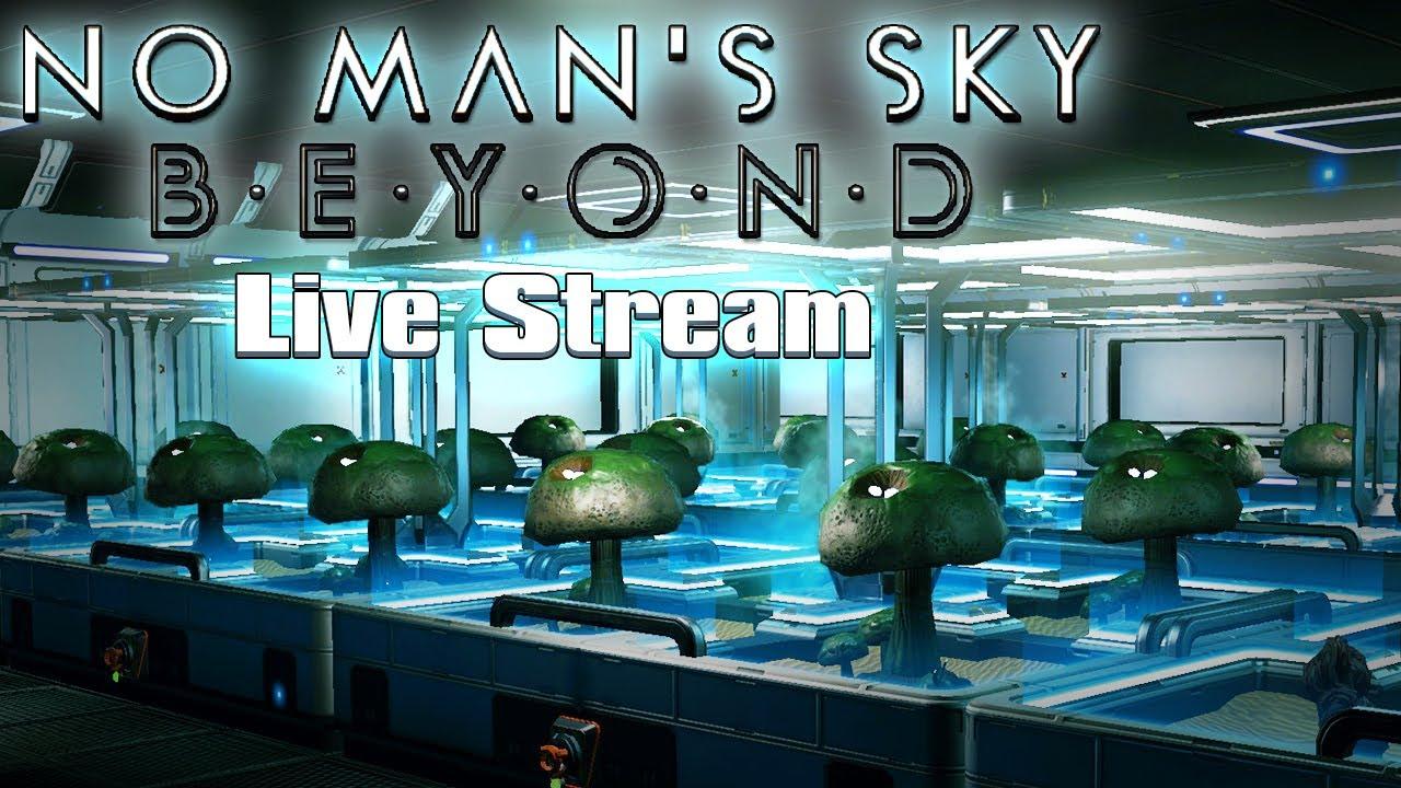 VIVER NA FAZENDA É A VIDA PARA MIM - No Man's Sky Live Ep6 + vídeo