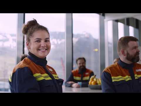 Alcoa Workforce Transformation (Satya Nadella 2019 Inspire + Ready Corenote Video)