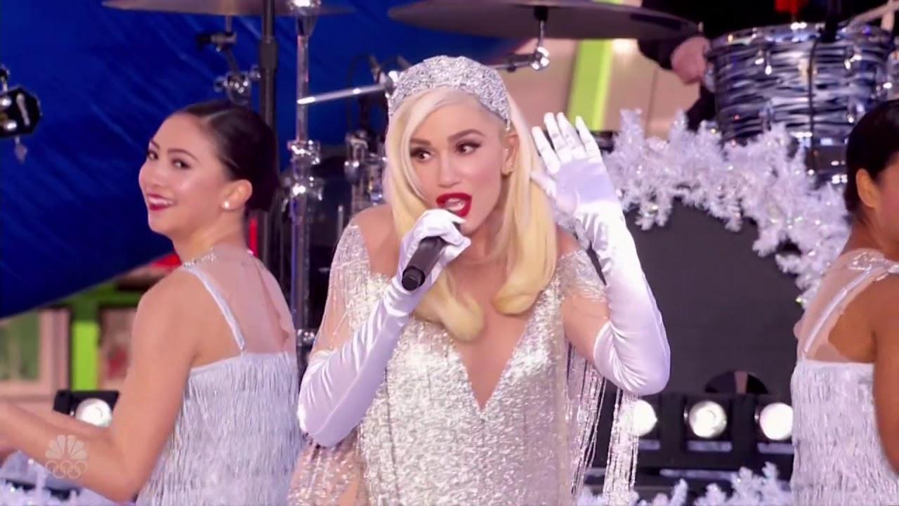 White Christmas Youtube.Gwen Stefani White Christmas