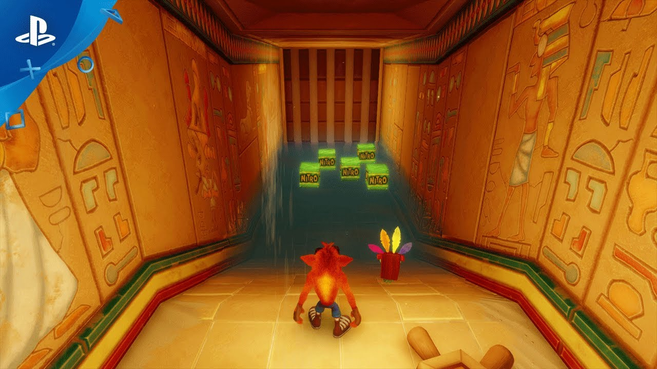 First Crash 3 Levels Shown For Crash Bandicoot N  Sane