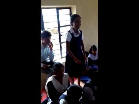 Blind Girl TUMPA kumari Sun Raha Hai Na Tu ब्रजकिशोर ब्लाइंड स्कूल Interview is on the channel
