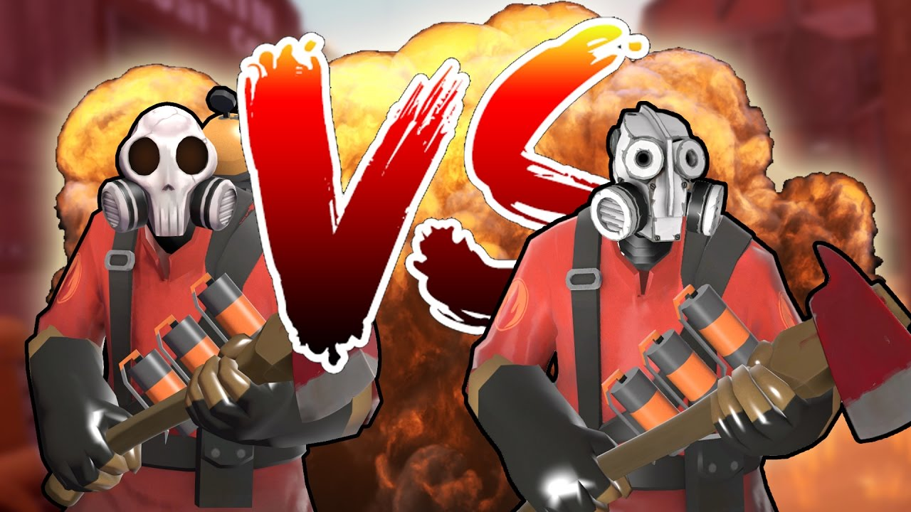 TF2] ROBO Cosmetics that look BETTER than the originals! - Video