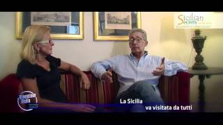Don Roberto Paternò Castello e il tour Sicilian Secrets di Dimensione Sicilia