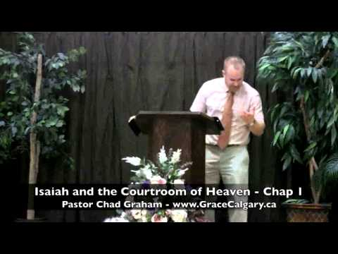 Isaiah and the Heavenly Courtroom