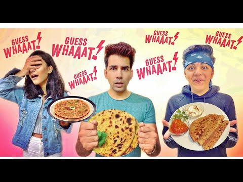 PARATHA CHALLENGE | Rimorav Vlogs - YouTube