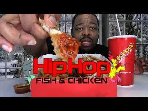 Hip Hop Fish & Chicken Mukbang!