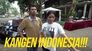 KANGEN INDONESIA. KANGEN ES KRIM. KANGEN LAMBORGHINI. MALAH MEREKA YANG PAKE TERAKHIR!!
