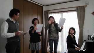 20年ぶりに同窓生と校歌を歌ってみました。伊那弥生ヶ丘高等学校 校歌