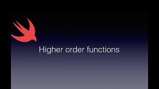 Higher Order Function