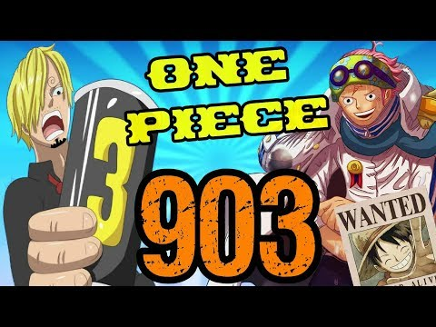 """One Piece Chapter 903 Review """"The Billion Bounty Man"""""""