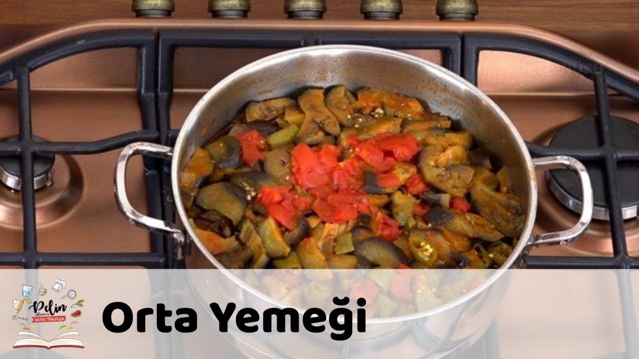 Orta Patlıcan Tarifi