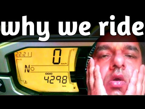 why we ride clip (part 2)   royalenfield lovers   triumphtiger   rideonashok