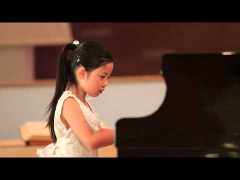 Kalynna Chang Piano Recital: The Little Teddy Bear and Zinc Pink
