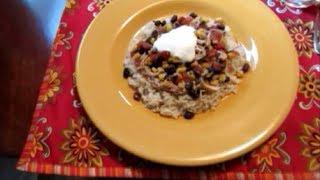 Slow Cooker Sunday: Santa Fe Chicken