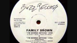 Boogie Down - Family Brown - I
