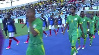 Match Day 1 09 September Senegal vs Liberia