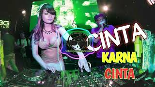 Download Lagu CINTA KARNA CINTA REMIX ⚡ DJ JUDIKA BREAKBEAT 2020 mp3