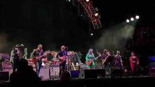 "Tedeschi Trucks Band ""Little Wing"" w/Trey Anastasio & Doyle Bramhall ii 8/24/19 at Lockn'"