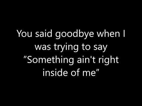 "Machine Gun Kelly - ""Habits"" Lyrics Video [HD]"