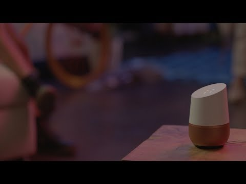 Command your audio | Google Home