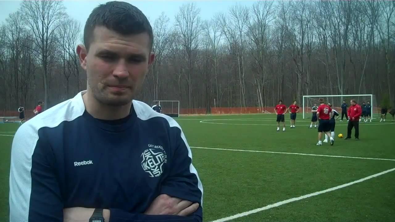 8024cbe19 Wayne Price at UK Elite Soccer Orientation spr 2010 - YouTube