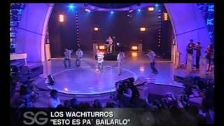 Los Wachiturros,