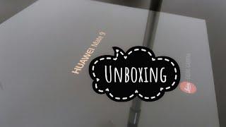 Huawei Mate 9 Black version - Unboxing