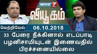 06-10-2018 Viyugam – News7 Tamil Show