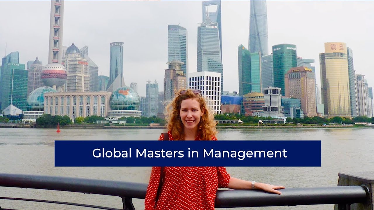 Global Masters In Management London Business School Youtube