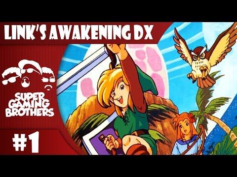 SGB Play: Link's Awakening DX - Part 1 | More Like Yuks' Awakening